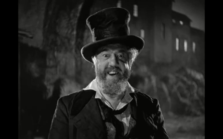 Michel Simon in La beauté du diable (1950)