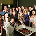 """At the poster signing of, """"The Ouija Experiment 2: Theatre of Death"""""""