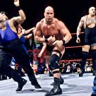 Steve Austin and Charles Wright in Royal Rumble (1998)