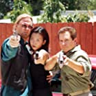 Scott Shaw, Richard Magram, and Reiko in Undercover X (2001)
