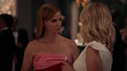 Suits: Donna And Sam Are Bffs At The Gala