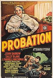 Probation Poster