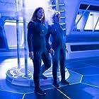 Bahia Watson and Mary Wiseman in Star Trek: Discovery (2017)