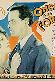 John Harron and Patsy Ruth Miller in Once and Forever (1927)