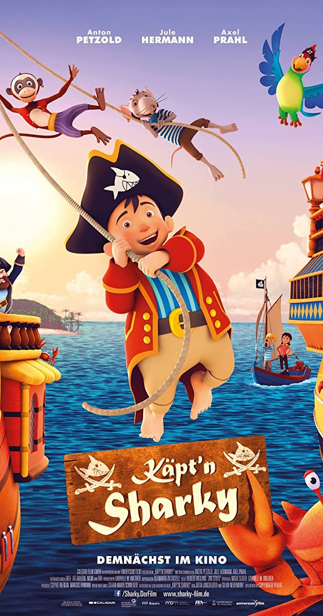 Capitán Sharky (2018) HD [1080p] Latino [GoogleDrive] SilvestreHD