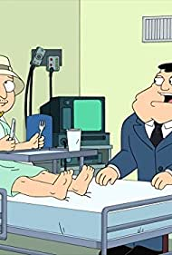 Jeff Fischer and Seth MacFarlane in American Dad! (2005)