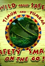 Wild About Safety: Timon and Pumbaa Safety Smart in the Water! Poster