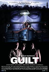 Arto Apartian, Nicos Arvanitis, Yannis Tsortekis, and Konstantinos Siradakis in Guilt (2009)