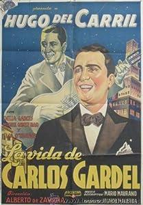 Movie trailer video download La vida de Carlos Gardel by [HD]