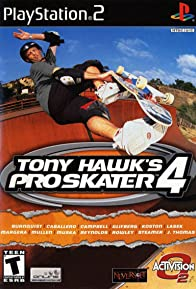 Primary photo for Tony Hawk's Pro Skater 4