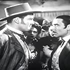 Joseph Calleia and Dick Foran in My Little Chickadee (1940)