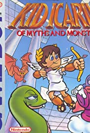 Kid Icarus Of Myths And Monsters Poster