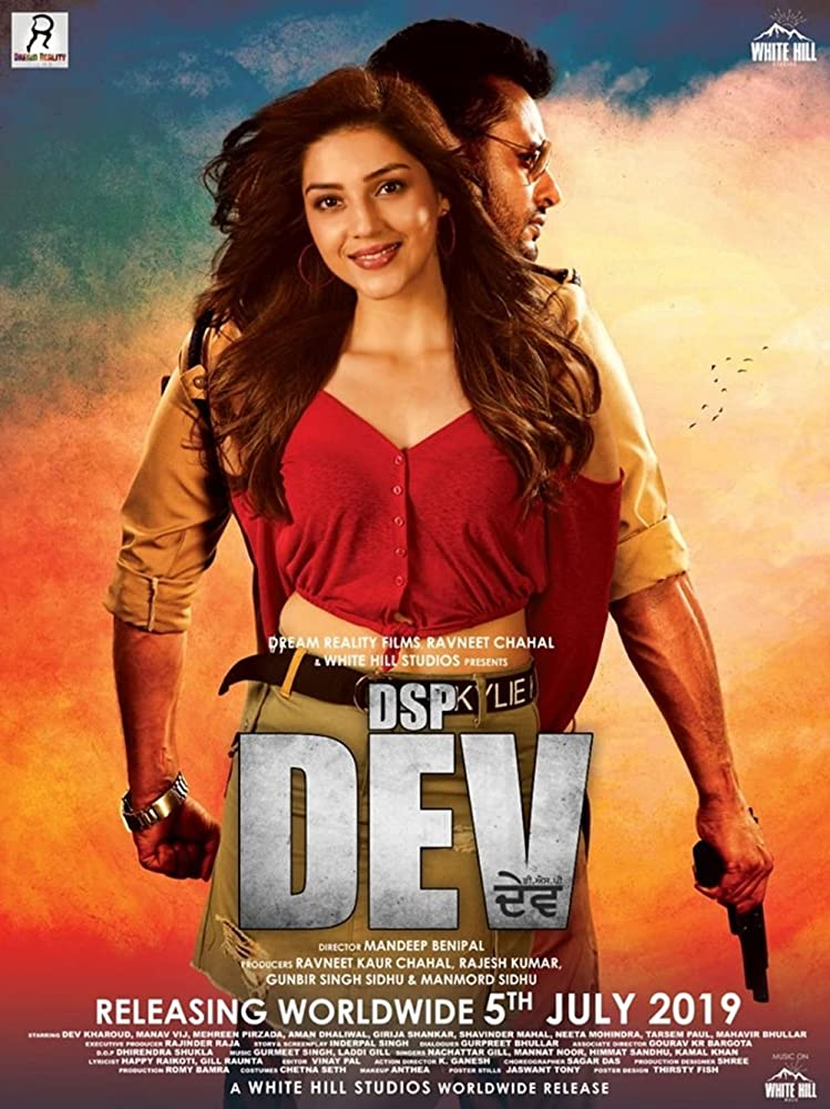 DSP DEV 2019 Panjabi 720p HDRip 1GB Full Movie
