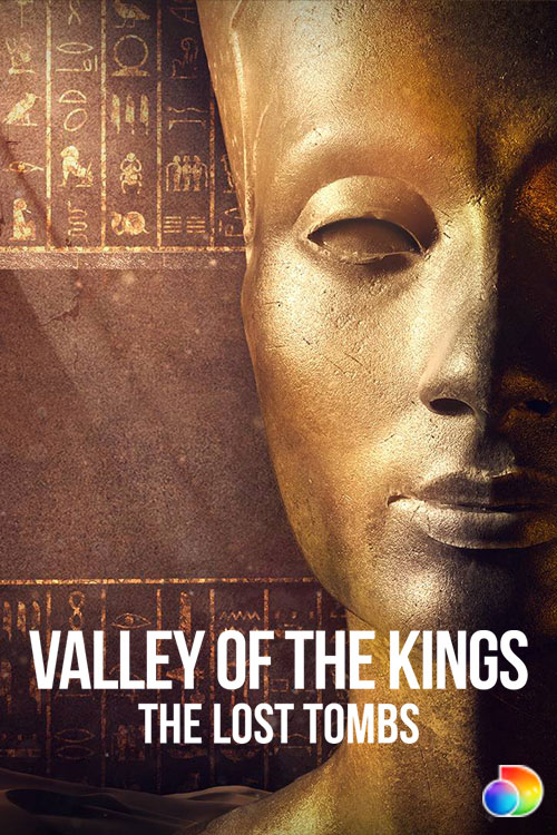 Valley of the Kings: The Lost Tombs 2021 - SEE21