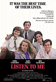 Listen to Me (1989) Poster - Movie Forum, Cast, Reviews