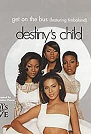 Destiny's Child Feat. Timbaland: Get on the Bus Poster