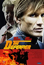 Making of 'The Defender' Poster