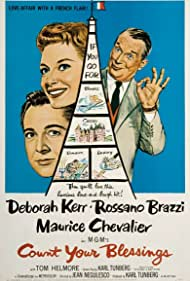 Count Your Blessings (1959) Poster - Movie Forum, Cast, Reviews