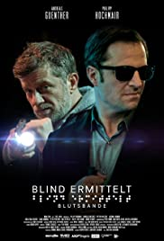 Blind ermittelt - Blutsbande Poster