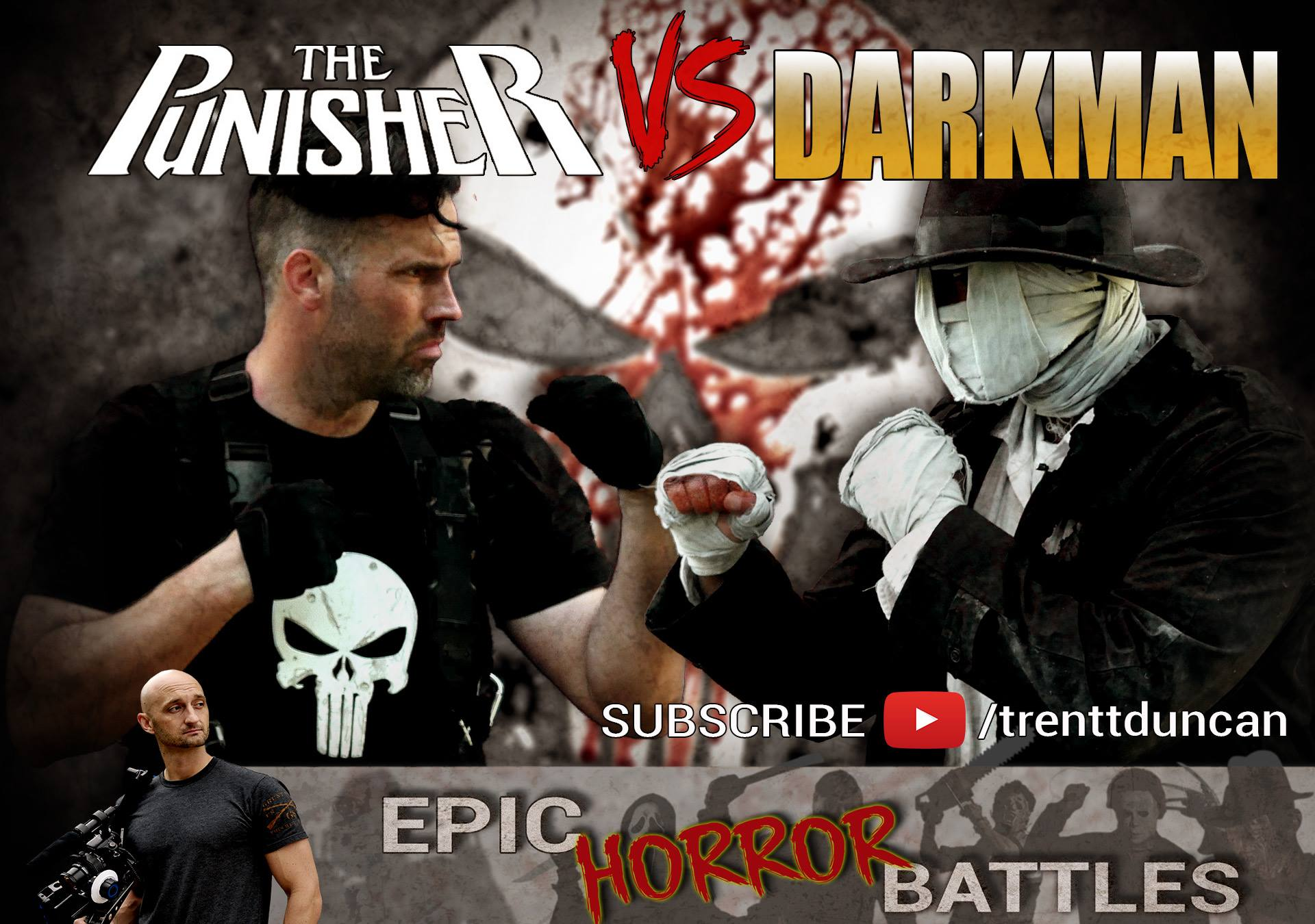 Punisher v Darkman