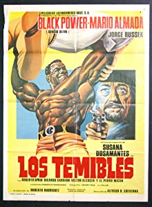 Hollywood movies downloaded Los temibles [WQHD]