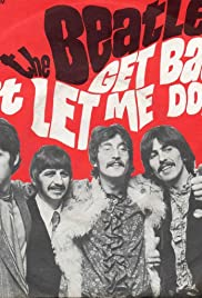 The Beatles: Don't Let Me Down Poster