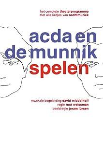 Best site free mp4 movie downloads Acda en de Munnik: Spelen Netherlands [DVDRip]