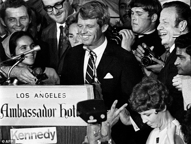 CBS News Special Report: The Shooting of Robert F  Kennedy
