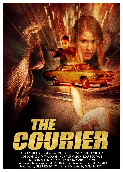 The Courier #4 (of 5)