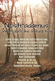 Nostradamus 2017: What Does the Future Hold Poster