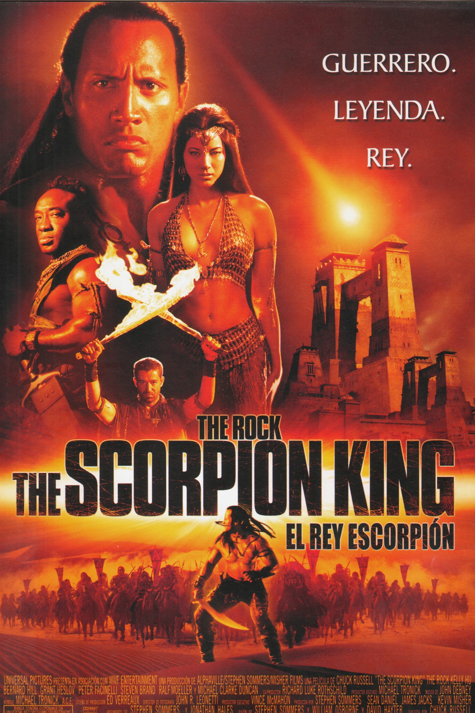 The Scorpion King 2002 Photo Gallery Imdb