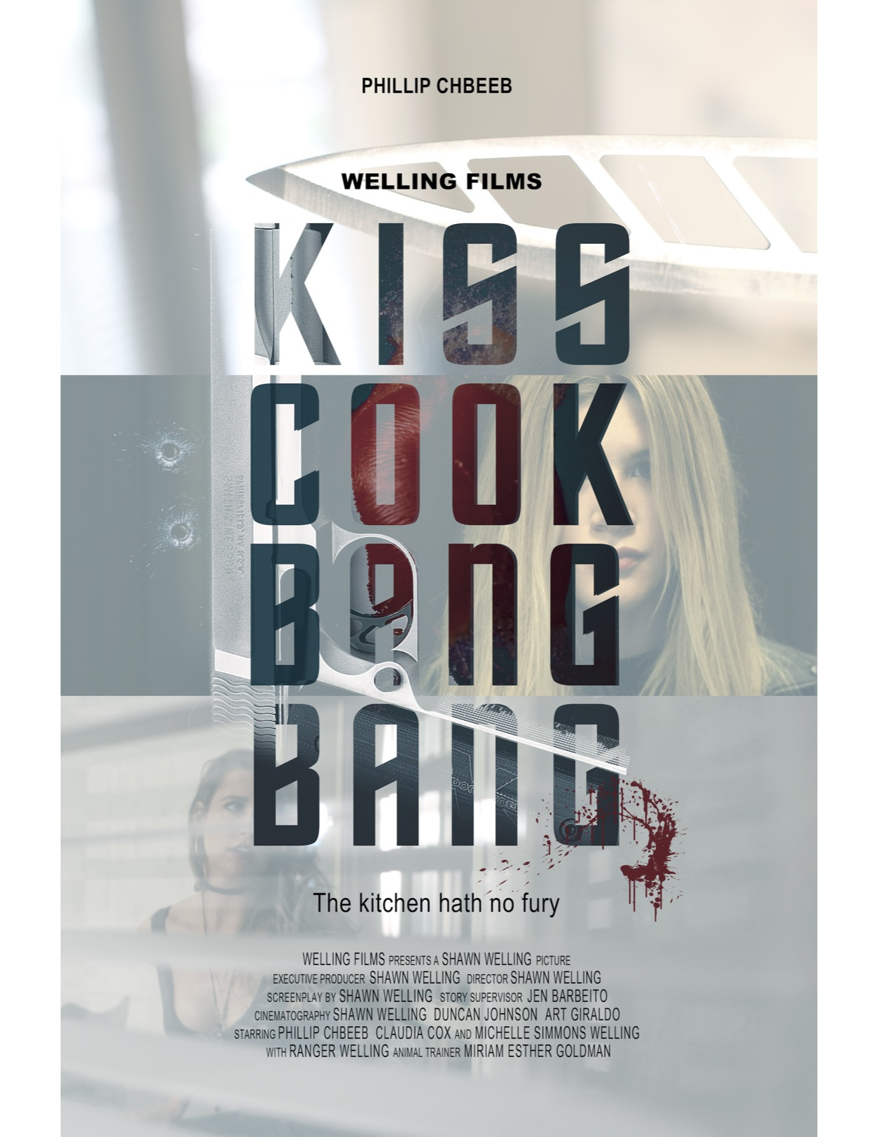 Kiss, Cook, Bang Bang