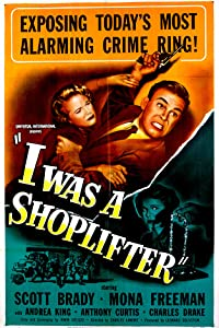 I Was a Shoplifter Irving Reis