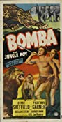 Bomba, the Jungle Boy (1949) Poster