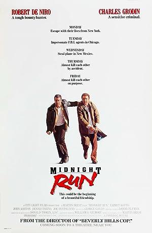 دانلود زیرنویس فارسی فیلم Midnight Run 1988