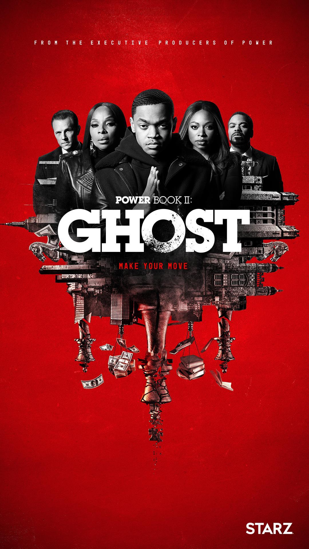Power Book II: Ghost (TV Series 2020– ) - IMDb
