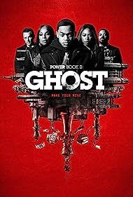 Mary J. Blige, Shane Johnson, Method Man, Naturi Naughton, and Michael Rainey Jr. in Power Book II: Ghost (2020)