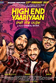 High End Yaariyaan (2019) 1080p