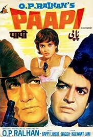 Paapi Poster