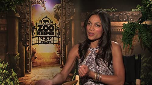 Rosario Dawson: The IMDb Original Interview