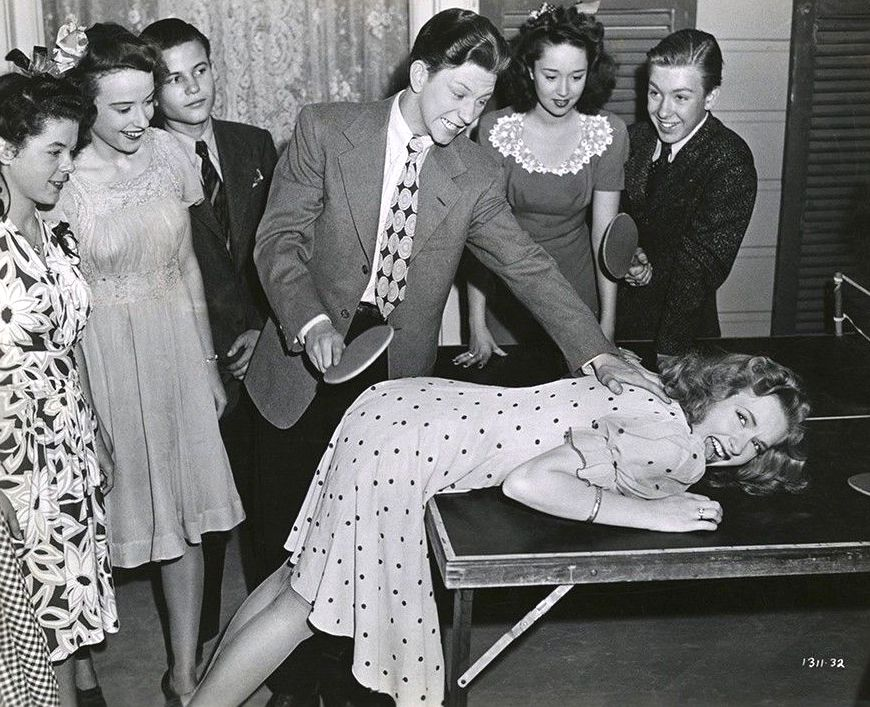 Bobby Brooks, Judy Clark, Susanna Foster, Donald O'Connor, Sally Payne, Eddie Quillan, and Peggy Ryan in This Is the Life (1944)