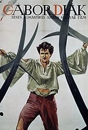 Gábor diák Poster