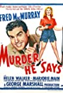 Murder, He Says (1945) Poster