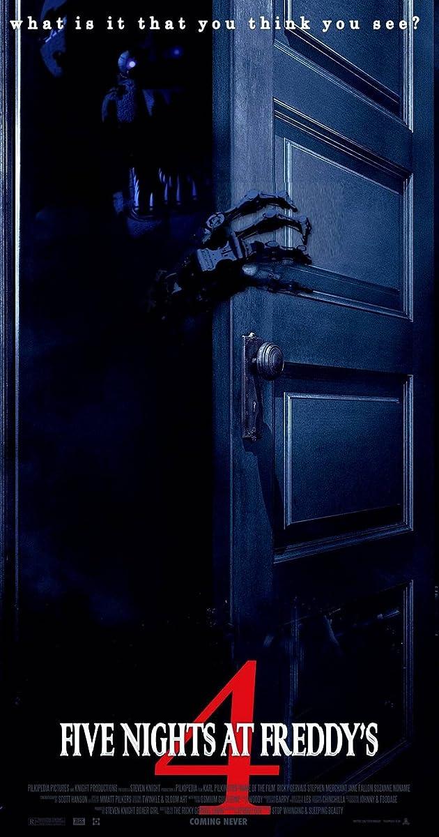 Five Nights at Freddy's 4 the Movie (2016) - IMDb