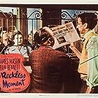 Joan Bennett, Harry Harvey, and Norman Leavitt in The Reckless Moment (1949)