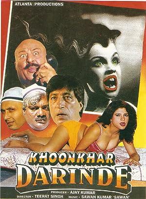 Khoonkar Darinde movie, song and  lyrics