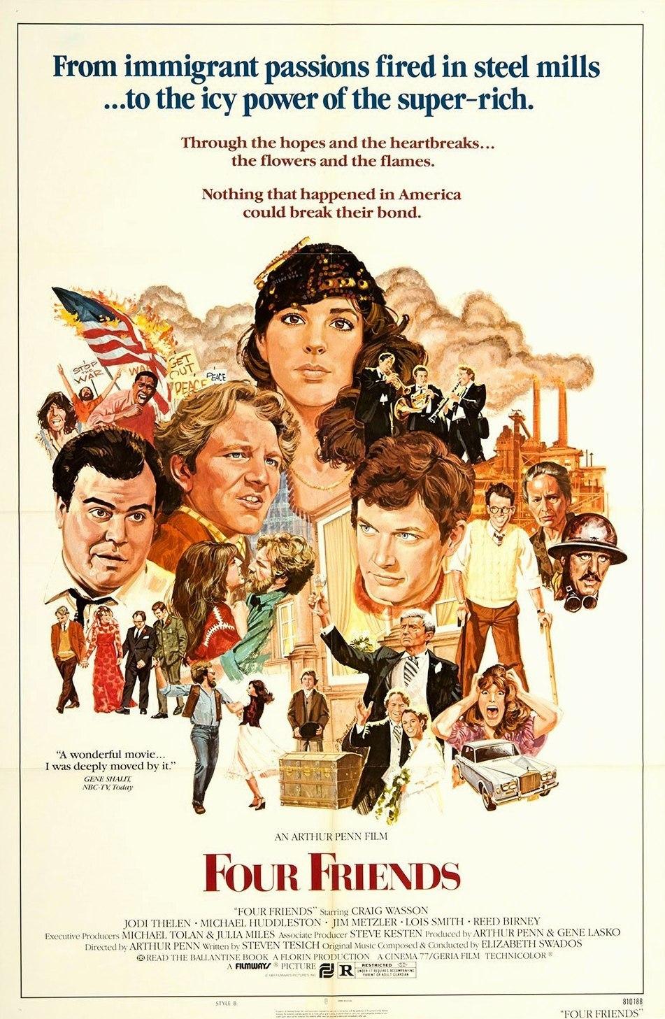 separate ways 1981 film