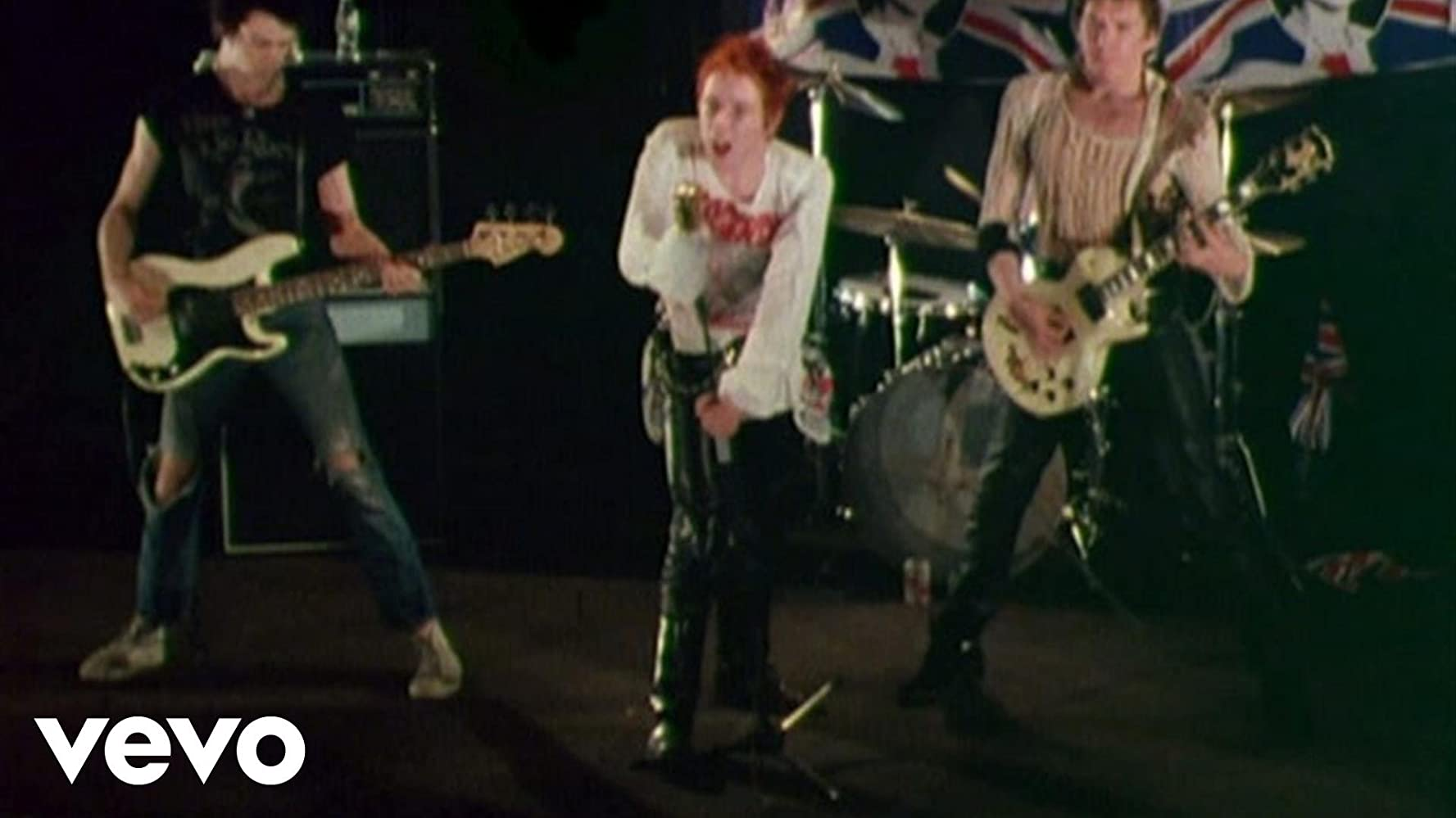 God save the queen sex pistols guitar