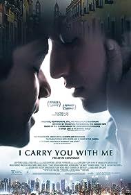 Christian Vazquez and Armando Espitia in I Carry You with Me (2020)