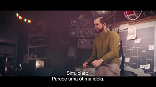 Wolfenstein II: The New Colossus: Gameplay Trailer 2 (Portuguese Subtitled)